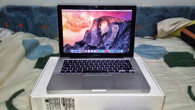 MacBook Pro 13″ (Middle 2009)