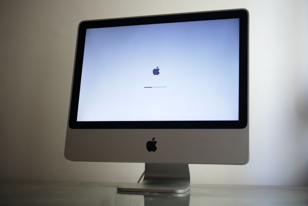 iMac 20 (early 2008) impecável 4gb ram 320gb disco