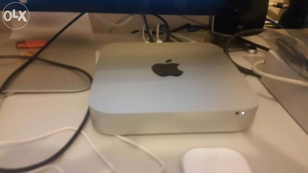 Mac mini mid 2011 I7 HD6630M