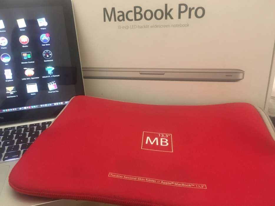 MacBook Pro 13, i5 2,5ghz, Grafica 1536Mb, HD 500gb