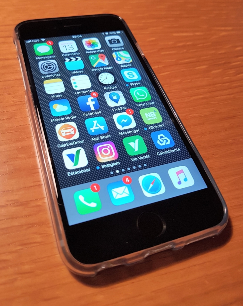 Iphone 6S 16Gb desbloqueado