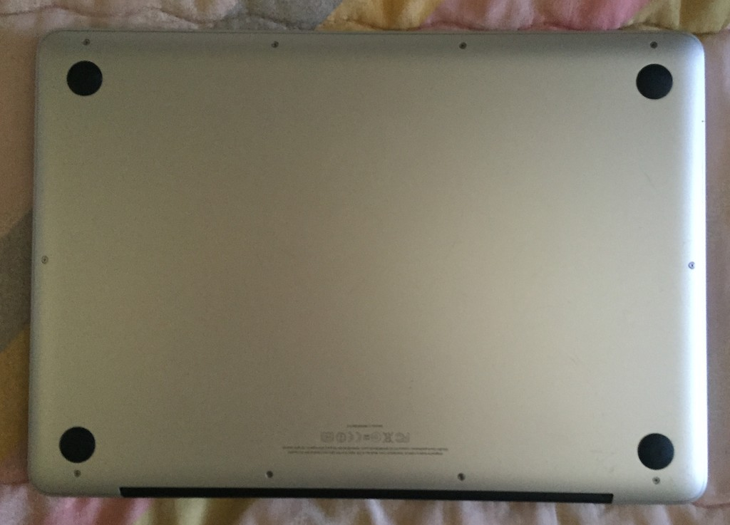 MacBook Pro 13 i5-2.5GHz, 4GB, 500GB – Mid 2012